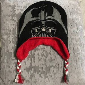 Kids Star Wars Darth Vader Knit Hat